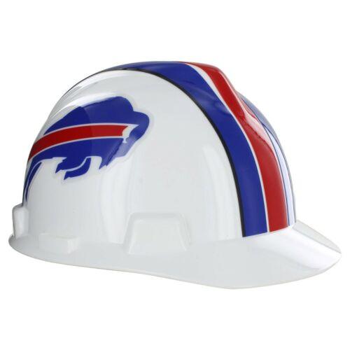 MSA 818387 V-Gard NFL Cap Style Hard Hat - Buffalo Bills