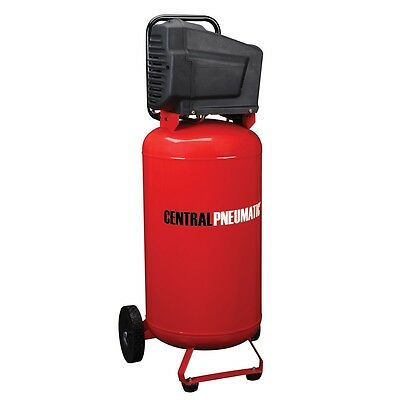 26 Gallon 1.8 Hp 150 Psi Oilless Air Compressor New Large Powerful Runs Longer