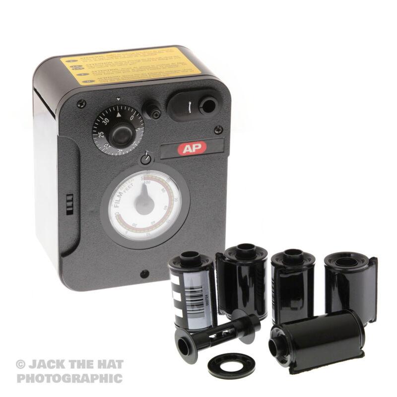 Pro 35mm Bulk Film Roll Loader + 5 FREE Reusable Cassettes! Made in Europe