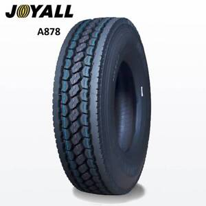11R22.5 A878 drive Joyall premium Truck tire dealing with FACTORY Perth Perth City Area Preview