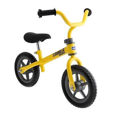 Giochi CHICCO Balance Bike Scrambler Ducati Mini Bicicletta Primo Equilibrio 3-5