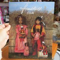 Catálogo De Muñecas De La Artista Annette Himstedt, Colección Club 2005, -  - ebay.es
