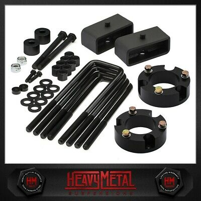 """3"""" Front + 2"""" Rear Lift Leveling Kit For 2005-2020 Toyota Tacoma + Diff Drop Kit"""
