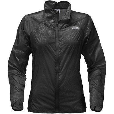 NEW! The North Face Better Than Naked Women's Running Jacket TNF Black