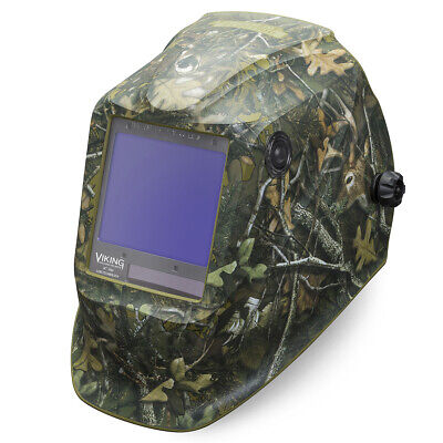 Lincoln Viking 3350 White Tail Camo Welding Helmet K4412-4