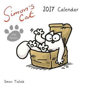 Simon-039-s-Cat-Official-2017-Wall-Calendar-includes-Stickers-Simons-Cat