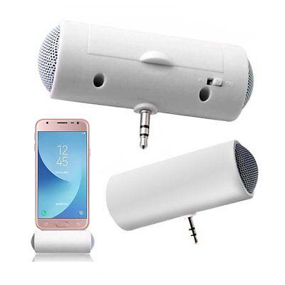 Portable 3.5mm Mini Stereo Speaker Amplifier For MP3/MP4/Mobile phone/Tablet