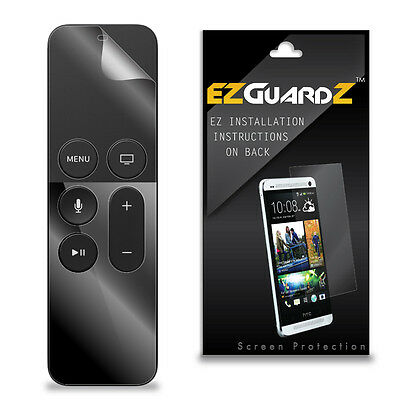 2X EZguardz LCD Screen Protector Cover HD 2X For Apple TV Re