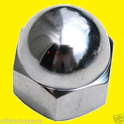John Deere Al2315t Chrome Steering Wheel Nut H L La Li M Mi Mt