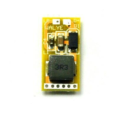 3-5v Power Supply Driver Board For 450nm 1000mw 1w Blue Laser Diode Module