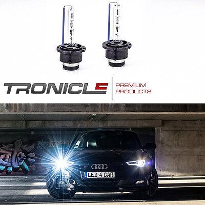 D2S Xenon Brenner 8000K für Opel, Bulb, 2 x Xenon Birne , Tronicle®