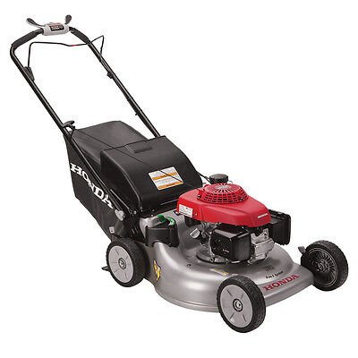 Honda 21'' 3-in-1 Self Propelled Smart Drive Lawn Mower Lawnmower - HRR216VKA