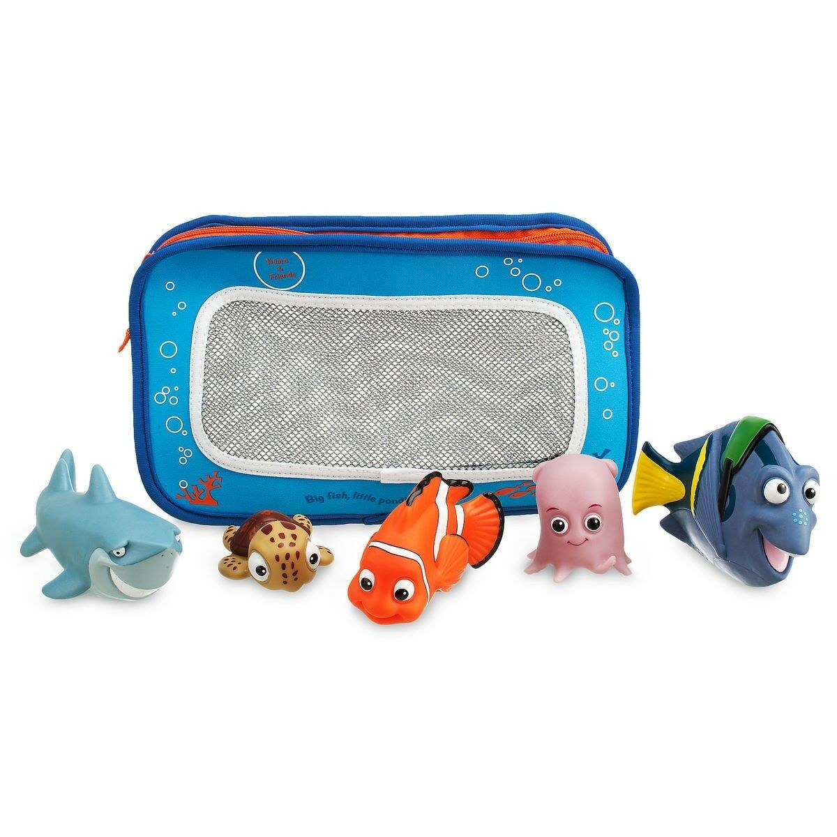 NEW Disney Finding Nemo Bath Toys for Baby FREE SHIPPING
