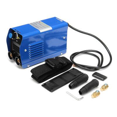 Mini Electric Welding Machine Igbt Inverter Mma W Insulated Electrode 200a 220v