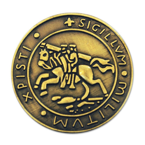Knights Templar Seal Crusaders Solomon