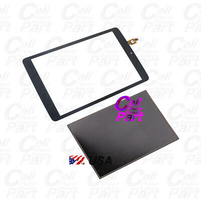A30 Lcd (USA For Alcatel A30 Tablet 9024W 2017 T-Mobile LCD Display Touch Screen)