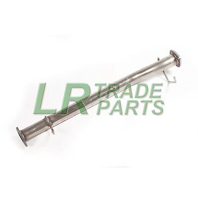 LAND ROVER DISCOVERY 2 TD5 & V8 NEW CENTRE SILENCER REPLACEMENT EXHAUST PIPE