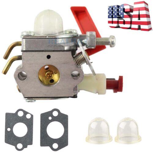 Carburetor for Homelite UP08713 UT-20750 UT-20781 UT-20748 String Trimmer Carb