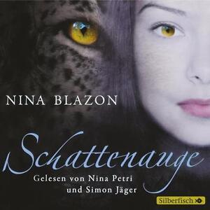 Nina Blazon - SCHATTENAUGE - 5 CDs / Hörbuch/Lesung (Fantasy) OVP NEU