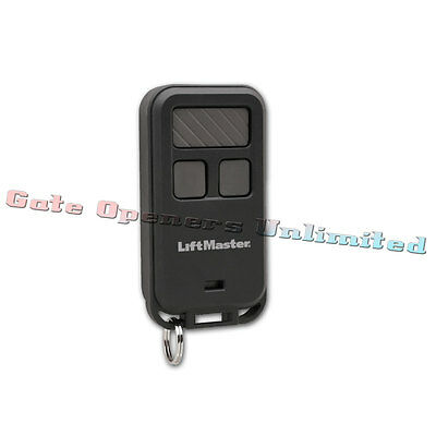 Liftmaster 890MAX KeyChain Remote Control - Chamberlain 956EV 956EVC Controls