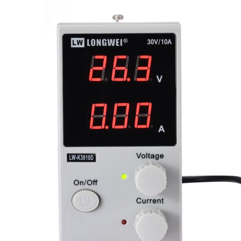 10A 30V DC Power Supply | Adjustable Dual Digital Variable P
