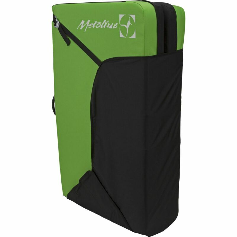 Metolius Session II Crash Pad Green/Black One Size