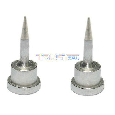 2 Pcs For Weller Soldering Station Solder Iron Tip Lt1s 0.2b New
