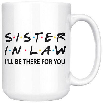 Fantastic Sister-In-Law Coffee Mug, Sister In Law Mug, Best Sister-In-Law