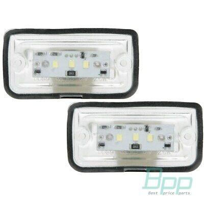 LED Kennzeichenbeleuchtung für Mercedes C-Klasse W203 CLK W209 SL R230