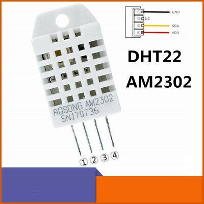 Dht22 Digital Temperature And Humidity Sensor Am2302 Monitor Replace Sht15 Sht11
