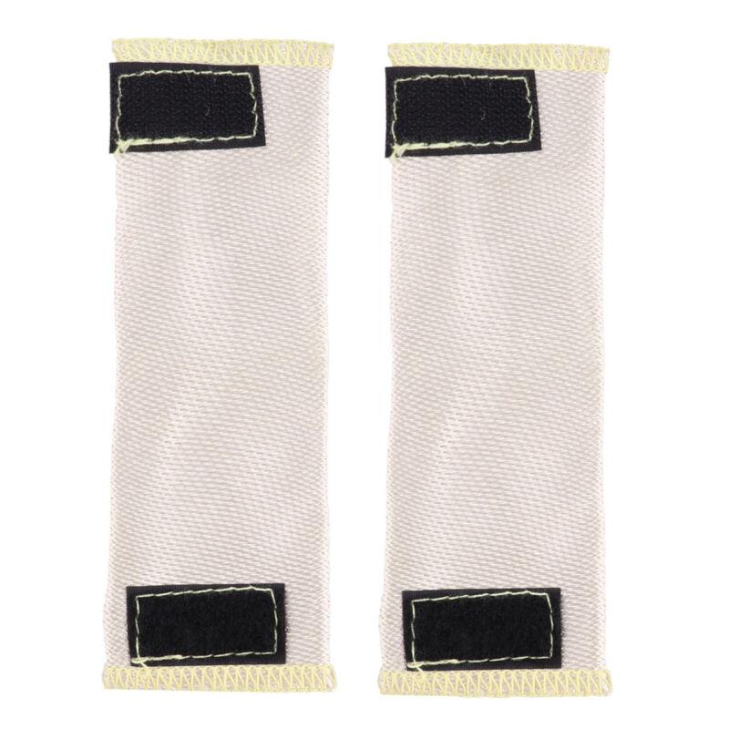 Glass Fiber Weld Monger Welding Glove Guard Heat Shield Protect Tig Finger Newly