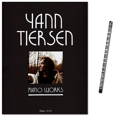 Yann Tiersen Piano Works - Universal Music Publishing - USC101 - 9790215202979