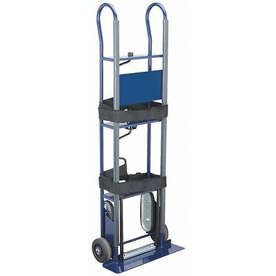 "Appliance Dolly Hand Truck Vending Machine 600 Lb Capacity Heavy Duty 6"" Wheels"