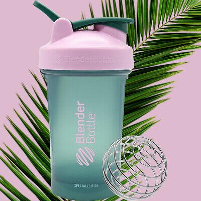 Blender Bottle Special Edition Classic 20 oz. SpoutGuard Shaker - Flora