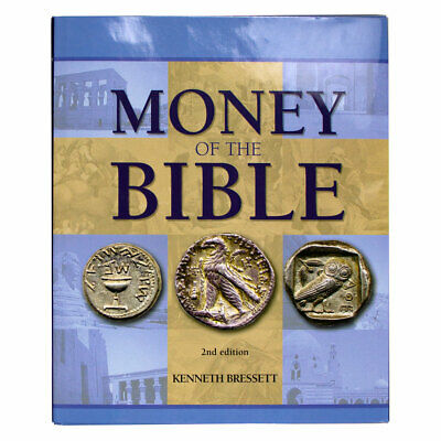Whitman World Coins Money of the Bible Book by Bressett 2nd Edition SKU44988