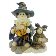 Boyds Bears Resin Snowman