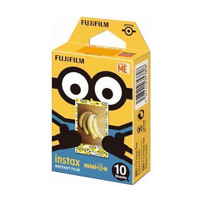 Купить Fujifilm - Fujifilm Minion Instax Mini Film, 10 Sheets #16555198