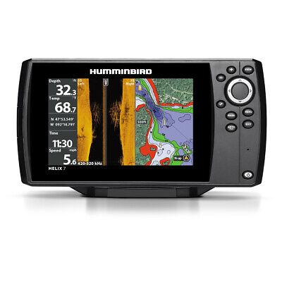 Humminbird Helix 7 Chirp SI/GPS Combo G3 Fishfinder 410950-1