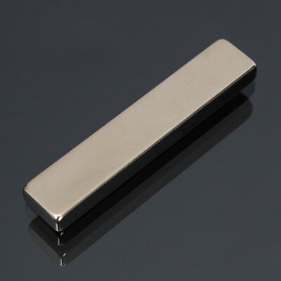 N50 50x10x5mm Strong Long Block Magnet Rare Earth Neodymium Magnet