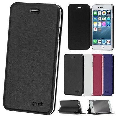 Flip Case iPhone 6 6S Plus Etui Magnet Cover Aufstellbar Ständer Hülle