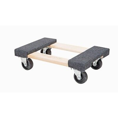 Setlot Of Two 2 1000 Lb Capacity 12x 18 Movers Moving Furniture Dolly New