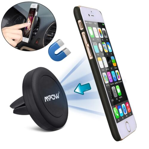 Mpow Car Mount Holder Magnetic Air Vent Cradle Grip Magic Mo