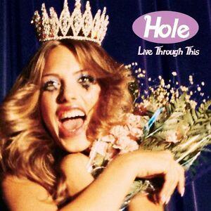 Hole - Live Through This - 180gram Vinyl LP & Download *NEW & SEALED*
