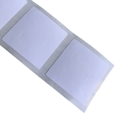 Iso15693 Library Book Rfid Blank Icode Sli 13.56mhz Sticker Security -100pcs