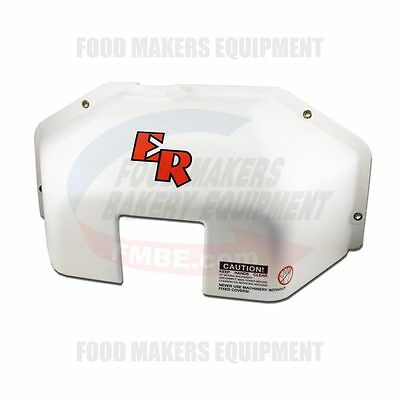 Erika Record 1130 Divider Rounder Square Front Cover. S009b