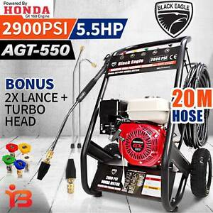 New 2900PSI Honda High Water Pressure Washer with Concrete Lance Fairfield Fairfield Area Preview