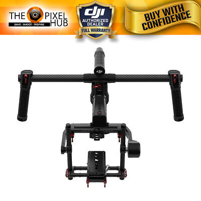 DJI Ronin-MX 3-Axis Gimbal Stabilizer - Supports Cameras up to 10 LBS BRAND NEW Axis Camera Support