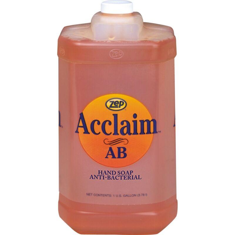 Zep 314924 Zep Acclaim Anti-bac Hand Soap 4x1gal