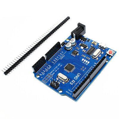 Latest Version for Arduino UNO R3 ATMEGA328P-16AU Micro USB Board WithPIN