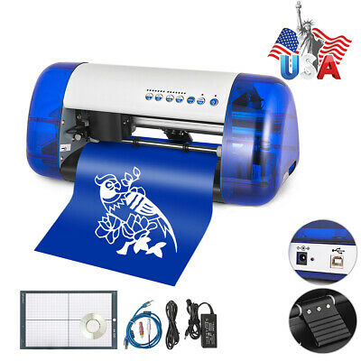 Hot A4 Vinyl Cutter Cutting Plotter Carving Machine Artcut Software Diy Sell